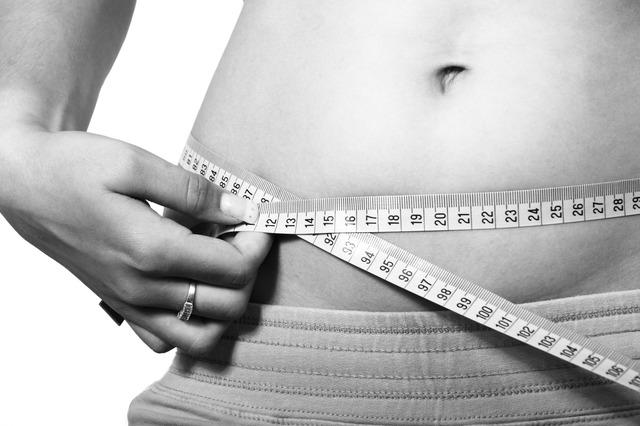 骨盤ダイエットに騙されないで/腹囲測定図
